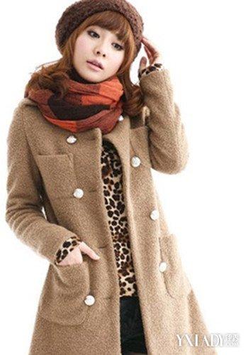 【图】驼色大衣搭配什么围巾好看 时尚街拍教