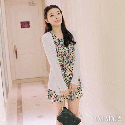 春秋连衣裙裁剪图是怎样的 小编教你时尚的搭配技巧