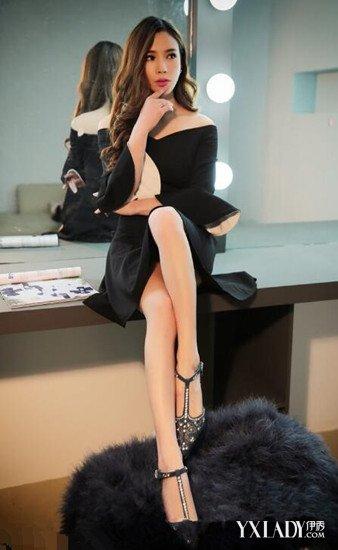 尖头红色平底鞋怎么搭配衣服 5种方法让你穿出你的魅力