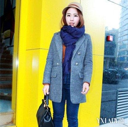 【图】藏蓝色大衣配什么颜色毛衣呢? 小编告诉