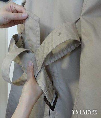 大衣腰带打结皮艇图解小编教你简单时划方法技巧图片