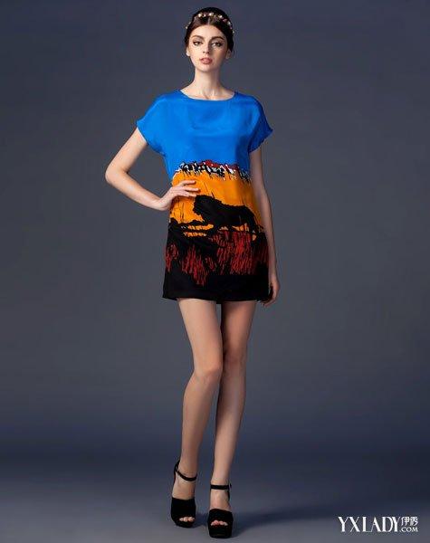 【图】细看服装上创意图案设计