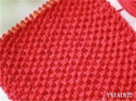分享鱼骨针围巾起针方法 让你爱的人这个冬天充满温暖