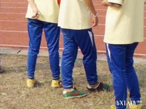 怎么可以把校服裤子裤腿改瘦看起来美观同时又不能被学校发现?怎么改?