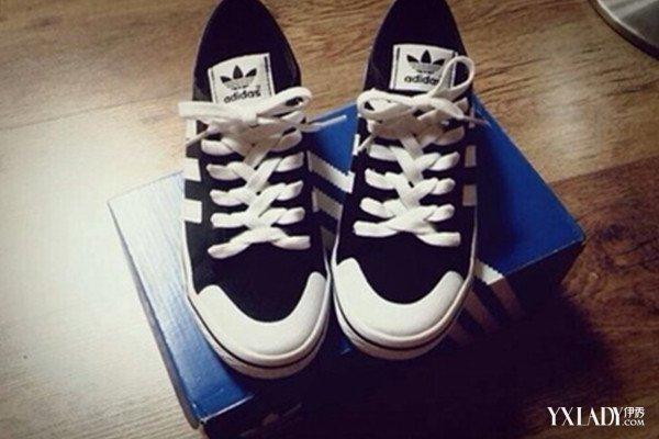 【图】鞋带系法有哪些? 教你怎样系鞋带四叶草图片