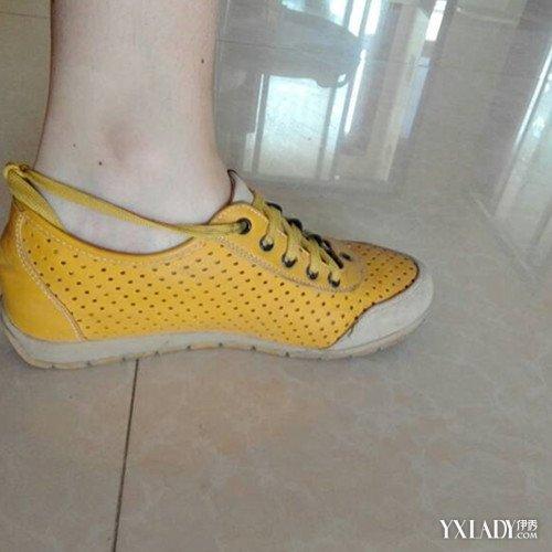 这种星型系鞋带的方法