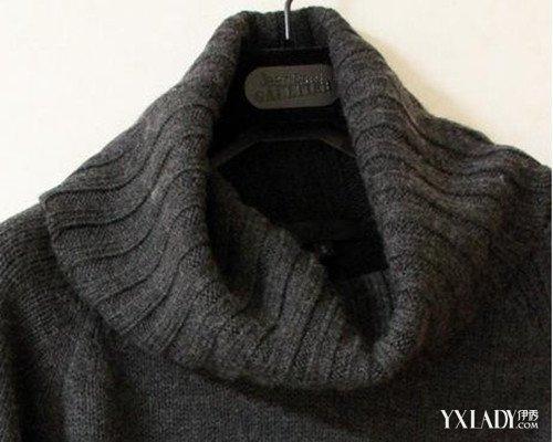 【图】怎么织毛衣领子