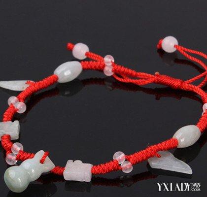 【图】红绳脚链的编法大分享 手把手教你制作饰品