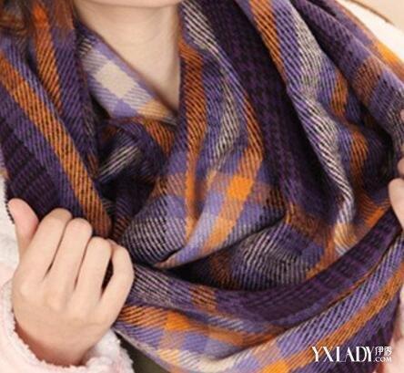 【图】羊绒双面围巾系法图解有哪些