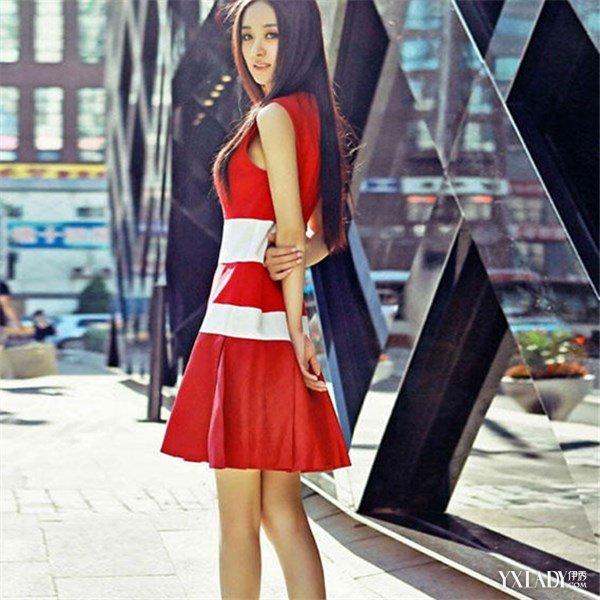 【图】美女赵丽颖衣服搭配图片 女神穿衣有秘诀还是自身条件?图片