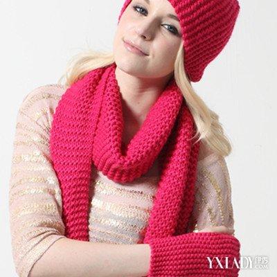 【图】手工围巾花样图片展示 手把手教你织出漂亮围巾