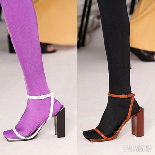 【图】最新趋势 丝袜高跟鞋新搭配