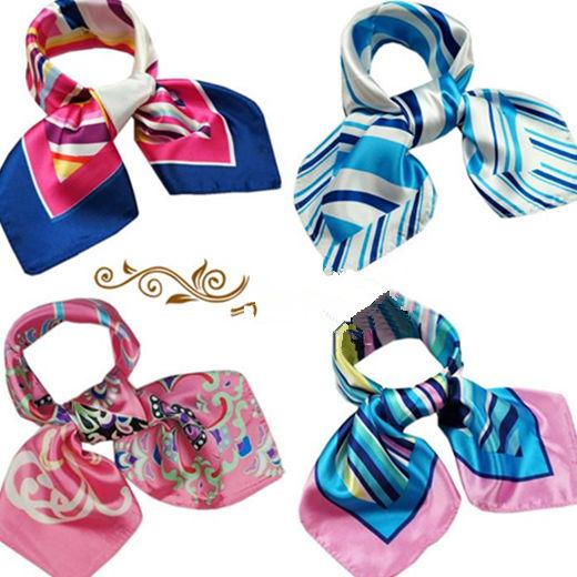 【图】女士丝巾领结怎么打 推荐4款时尚丝巾的系法