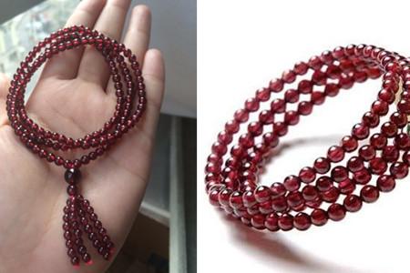 揭秘石榴石手链的编法大全 简单几招教你手工制作精美饰品