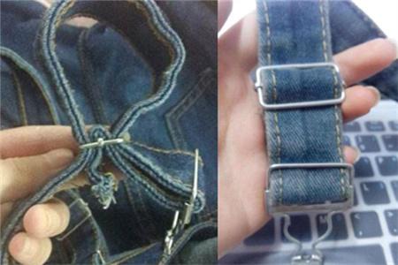 背带裤扣子怎么安装 小妙招学起来