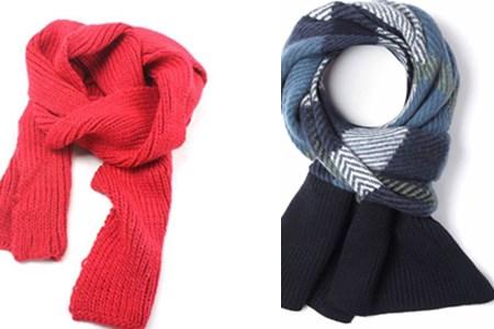 学会围巾编织方法图解 就能轻松制作