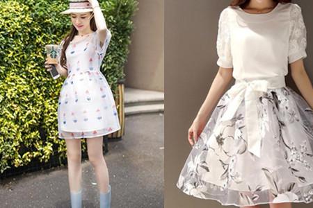 公主裙裁剪图片欣赏 各种款式展现女生不同魅力