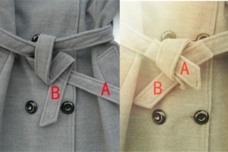 大衣蝴蝶结的系法图解 吸睛的打结方法大全