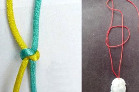 项链绳结编法图解 告诉你如何打造精致饰品