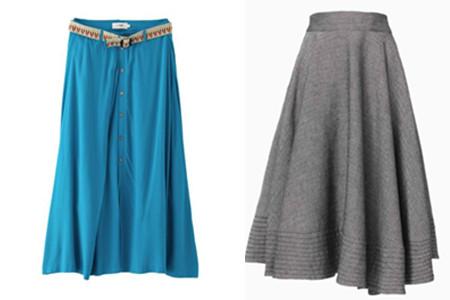 各种裙子做法图解 让你当一回设计师