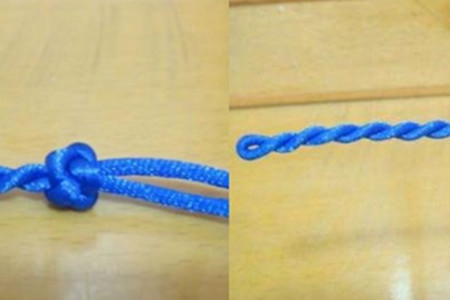 绳子编法大全简单