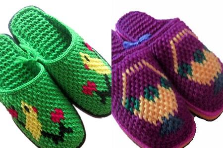 了解毛线拖鞋的编织方法 分享家居达人的收藏秘籍