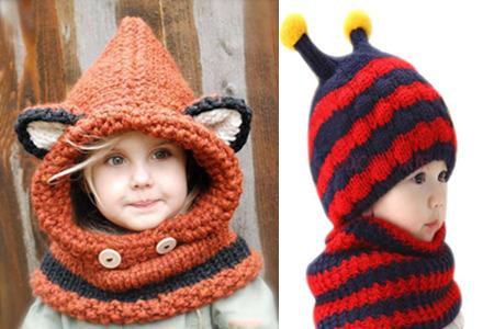 初生宝宝鞋帽编织 用双手织出冬日温暖