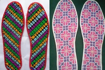 饰品配饰 鞋子 正文  鞋垫上的花纹不仅彰显了人们对生活细节的注意
