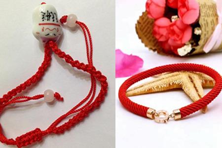 一根绳编法大全图解 用简单的方法编织红绳