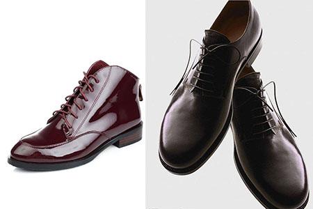 皮鞋鞋带系法大全 细节处见品味