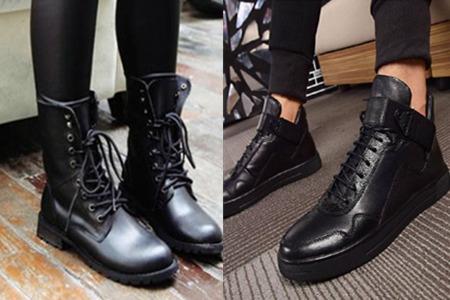 皮鞋鞋带的系法图解 轻松弄出时尚之感