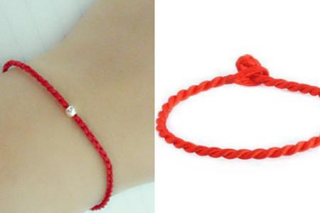 怎样用四根绳子编辫子 简单的方法让你轻松学会