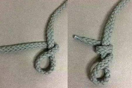卫衣帽子绳子打结图解 教你学会时尚系法