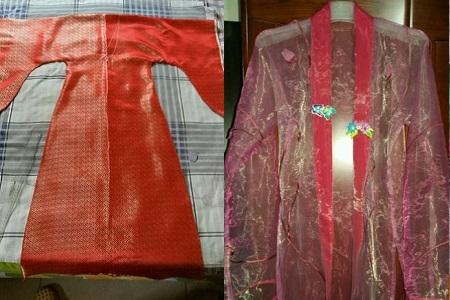 古装衣服自制图解 一看就会的制作教程
