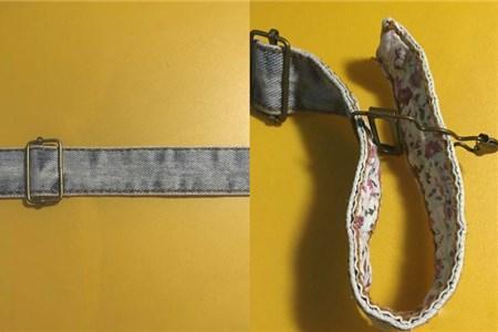 背带裤的扣子怎么装图解 四步教会你生活小技能