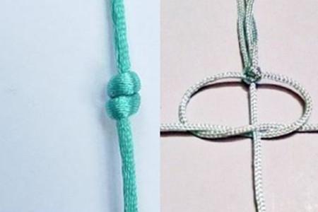 项链绳的编法教程 教你做出精美的饰品