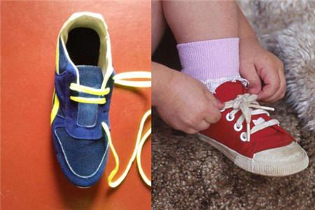 一字鞋带怎么系 简单又好看的系法