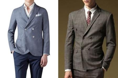 双排扣西装适合什么人 几个分析教你凸显造型感