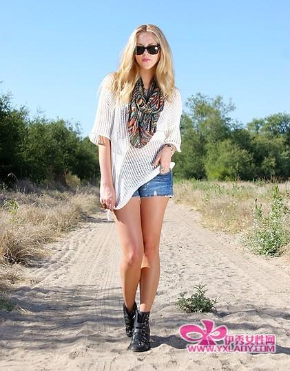 夏季服装搭配 夏季服装搭配图片 夏季服装搭配的技巧