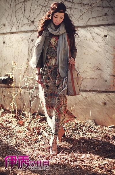 【一天一look】有家也要流浪 因为波西米亚才够时尚