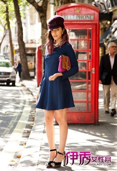 【图】春夏伦敦时装周 前卫学院派演绎时髦英伦味