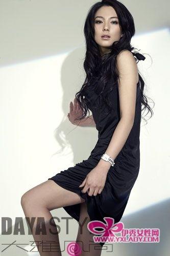 张雨绮特长有什么发型分享展示图片
