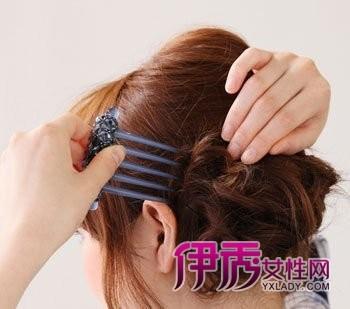 如何盘头发视频 3步搞定 日系diy盘发 打造优雅恬静女人 日式简单盘发