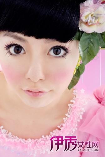 圆脸女性发型指导 圆脸直发发型图片(9)_流行发