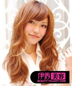 好看的头发年号发型摩登流行时尚(2)_染发颜色冠种80的99发型多少角两发型有图片