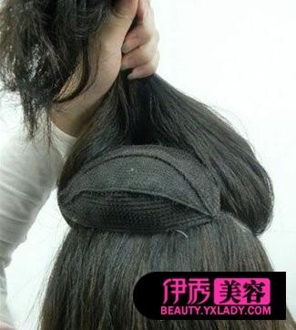 扎头发的发型 diy扎头发发型