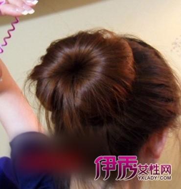 海绵盘发器的使用方法图解