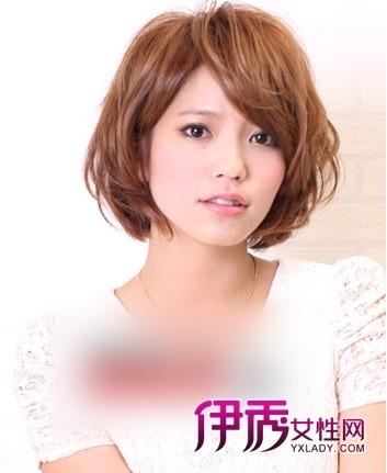 30岁女人发型|修饰脸型|发型设计|短发|卷发图片图片