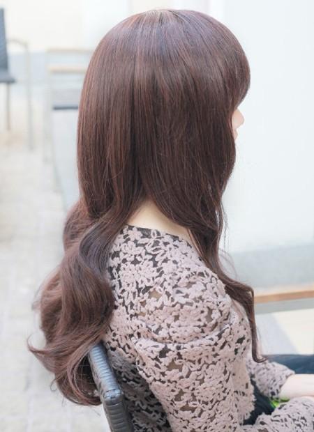 发型 diy发型 正文  编发发型 盘发发型 编发 发型diy 将头发的左侧和图片