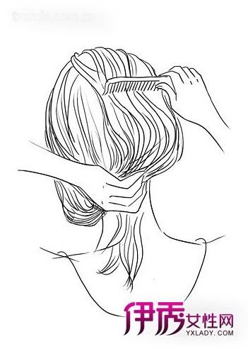 气质型短发新娘发型图片 最爱小花冠发型